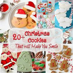 Awesome Christmas Cookies That Will Make You Smile