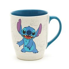 Mug Stitch, Collection Disney Animators