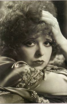 "Clara Gordon Bow (July 29, 1905 – September 27, 1965) was an American actress who rose to stardom in silent film during the 1920s. It was her appearance as a plucky shopgirl in the film It that brought her global fame and the nickname ""The It Girl"". Bow came to personify the Roaring Twenties and is described as its leading sex symbol."