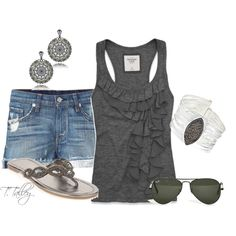 I love this tank top... #style #fashion