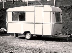Does anyone remember our first Caravan, Adria 375? Write down your memories, or attach a picture of this, already, historical Caravan.
