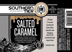 Southern Tier Salted Caramel, a Blackwater Series potential