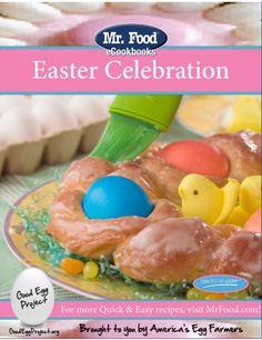 Easter Celebration FREE eCookbook