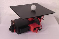 3ders.org - Student's 3D printed balancing device is a whole new ball game | 3D Printer News & 3D Printing News