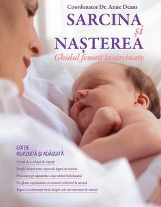 Oferă sfaturi practice în ce priveşte toate aspectele sarcinii şi primele luni de viaţă ale copilului, de la îngrijirea prenatală de care vei avea nevoie şi de la preocupările de natură emoţională, până la modul în care să ai grijă de nou-născut şi de corpul tău după naştere. Arată dezvoltarea fizică a bebeluşului în uter, săptămână cu săptămână - incluzând ilustraţii în mărime naturală.  http://www.bebelibrarie.ro/produse/Sarcina_si_nasterea-509