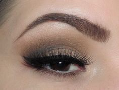 [Tutorial] Using the Too Faced Chocolate Bar palette! - Album on Imgur