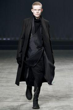 Rick Owens Fall 2011 Menswear Fashion Show Collection