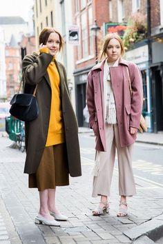 NO.8|LONDONコレクションでキャッチ! ローカルガールたちのおしゃれ私服|エル・ガール・オンライン