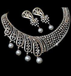 de932b86629 Off  White Stone Studded Imitation  Necklace Set    980.55 Bollywood  Jewelry