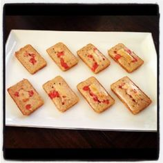 PB Protein Bars Recipe: 70 calories, 9 g protein