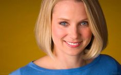 Former executive and key spokesperson for Google, now in charge of turning Yahoo around.