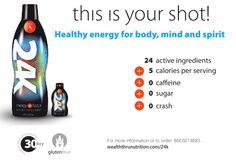 Patented health energy shot - 24K #healthyenergy #24k