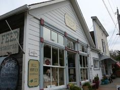 Coupeville, WA (Practical Magic was filmed here) I visited here a few years ago; but alas, its not the same.