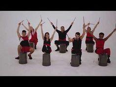 BANQUETE DE RITMOS - YouTube