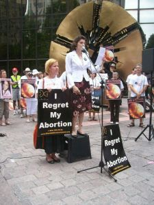 What about the women?  Reflections on my participation in a pro-life protest in Charlotte, NC during the DNC.