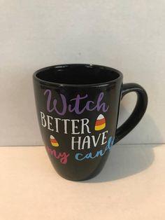 776eb25e082 Halloween,Coffee mug,coffee cup,funny coffee mug,unique coffee mug,halloween  gift,holiday mug,Halloween mug,witch mug,ready to ship,autumn
