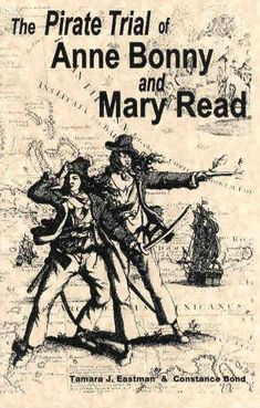 Piracy during the 5th – 9th centuries was predominately a male activity, but there is a minority of historical female pirates especially during the Norman or Viking period. http://romvos.files.wordpress.com/2012/09/anne_bonny___mary_read_trial.jpg