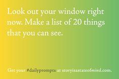 #dailyprompts #writingwednesday