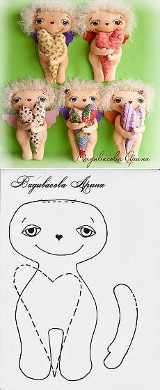 Mimin Куклы: девушки с сердцем