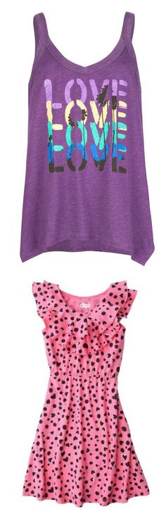 """""""Girls (1)"""" by brittneysaysrawrrr ❤ liked on Polyvore featuring tops, shirts, girls, kids and tanks & camis"""