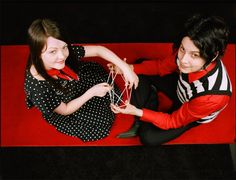 The White Stripes. - oh Jack and Meg how I love thee. Let me count the ways...