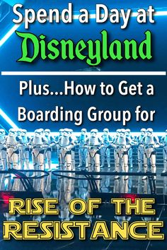 Are you missing Disneyland? We rode Rise of the Resistance before everything shut down and wanted to share with you plus how to get into a Boarding Group!