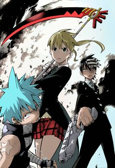 Day 2 | Favorite Anime You've Watched So Far | Soul Eater |