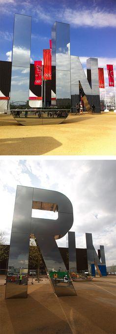 RUN: Olympic Park Installation