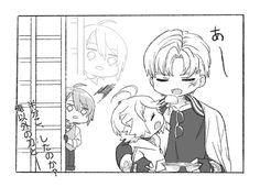 おぐら🦅☀️🐈 (@16_lave_loko_17) さんの漫画 | 59作目 | ツイコミ(仮) Zoldyck, Touken Ranbu, Kawaii, Manga, Anime, Twitter, Manga Anime, Manga Comics, Cartoon Movies