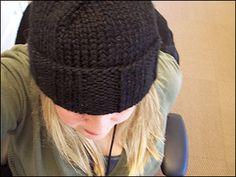 Free Knitting Pattern - Hats: Brangelina Hat