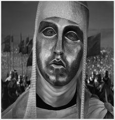 Infelizmente, o rei Balduíno IV ainda é um herói medieval pouco conhecido.