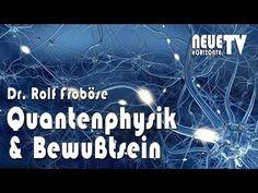 Die Quantenphysik der Unsterblichkeit - Wie Alles mit Allem ewig verbunden bleibt (Rolf Froböse) - YouTube Experiment, Mystery, Calm, Youtube, Consciousness, Universe, God, Mathematics, Youtubers