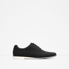 OXFORD STYLE CASUAL SHOES-Sneakers-SHOES-MAN | ZARA United States