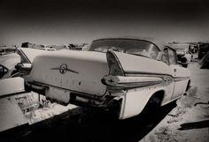 1957 Pontiac print