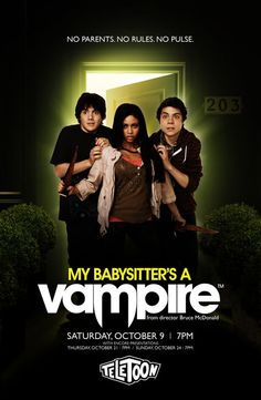 my babysitter's a vampires | My Babysitter's A Vampire, Movie Review: