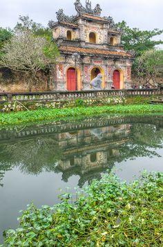 Hue Citadel, Imperial Palace, tp. Huế, Vietnam