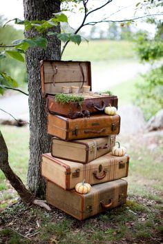 Suitcases - love love love!