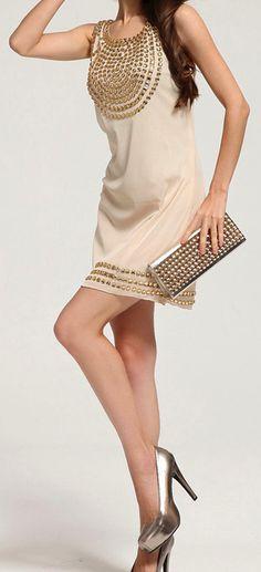 Sleeveless Dress..!!  #dress  #jewelexi