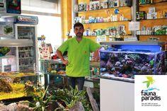 Faunta Paradis | Tienda de mascotas