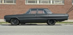 This is my baby. 66' Dodge Coronet (Yea, it's a 4dr) SHE MOVES!