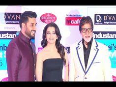 CHECKOUT Aishwarya Rai, Abhishek and Amitabh Bachchan at Mumbai's Most Stylish Awards 2015. See the video at : http://youtu.be/iMu3cOUqITM #aishwaryarai #amitabhbachchan #abhishekbachchan