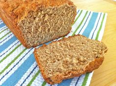 Whole Wheat Beer Bread is super speedy and requires just a handful of basic ingredients