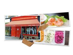 Shops: Scandinavian Kitchen -London