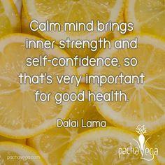 Calm mind brings inner strength and confidence. ☝ . . . . . . #pachavega  #rawwisdom #mantra #positivity #healthylivingtips  #healthylivingjourney #wellness #holistichealth #livelaughlove #rawwholeplantbased #poweredbyplants #wholefoodslife #lifequotes  #selflove #awesomewisdom #quotes