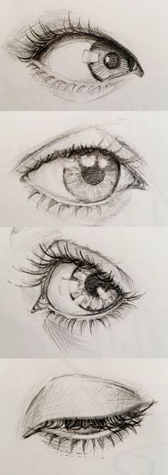 eye drawing realistic - eye drawing - eye drawing tutorials - eye drawing cartoon - eye drawing reference - eye drawing realistic - eye drawing step by step - eye drawing creative - eye drawing easy Realistic Eye Drawing, Drawing Eyes, Ball Drawing, Eye Pencil Drawing, Drawing Art, Eyelashes Drawing, Portrait Drawing Tips, Pencil Drawing Tutorials, Drawing Studies