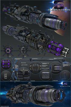 Spaceship Art, Spaceship Design, Spaceship Concept, Concept Ships, Star Wars Spaceships, Sci Fi Spaceships, Aliens, Stargate Ships, Hard Science Fiction