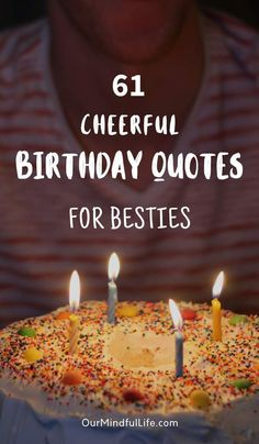 74 Best Birthday Quotes And Wishes For Friends - Our Mindful Life Cute Happy Birthday Wishes, Birthday Wishes For A Friend Messages, Message For Best Friend, Happy 20th Birthday, Happy Birthday Quotes For Friends, Birthday Wishes For Friend, Wishes For Friends, Birthday Wishes Quotes, Birthday Sayings