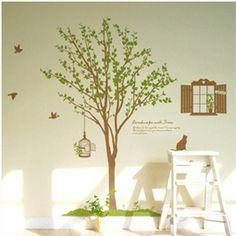 Deluxe Growing Tree For Baby Girl baby girl s room bird theme