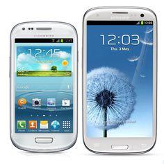 Comparamos al Samsung Galaxy SIII Mini con su hermano mayor el Galaxy SIII http://www.xatakandroid.com/p/87473