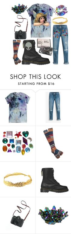 """""""Weird is beauty"""" by thewitchishere ❤ liked on Polyvore featuring White House Black Market, Free People, Johnny Loves Rosie, Madewell and INC International Concepts"""